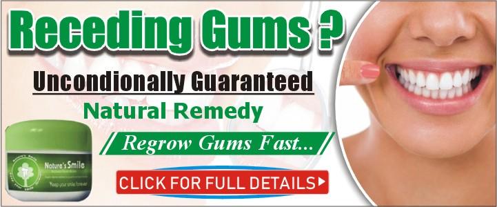 Regrow Gums Fast